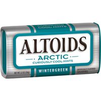 Altoids Arctic Wintergreen Sugarfree Mints Single