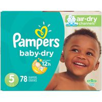 Pampers Diapers Size 5