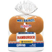 Mrs. Baird's Hamburger Buns