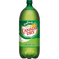 Canada Dry Ginger Ale, 2 L bottle
