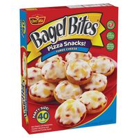 Bagel Bites Three Cheese Pizza Snacks