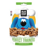 Blue Dog Bakery Healthy Treats for Dogs Perfect Trainers Grilled Chicken & Cheese Flavor, 6 Oz