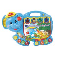 VTech, Touch and Teach Elephant, ABC Toy for Toddlers