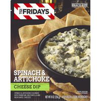 T.G. I. Friday's Tgi Fridays Spinach & Artichoke Cheese Dip