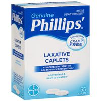 Phillips Laxative Caplets Dietary Supplement