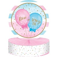 Gender Reveal Balloon Centerpiece