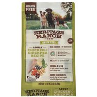 H-E-B Heritage Ranch Grain Free Dry Dog Food, Chicken