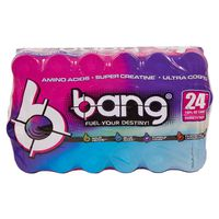 Bang Energy Variety Pack, 24 x 16 oz