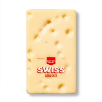 Swiss Natural Cheese - Price Per lb - Market Pantry™