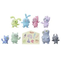 UglyDolls Super Soft and Fuzzy Mini Toys - Walmart Exclusive