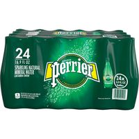Perrier Sparkling Mineral Water, 24 x 16.9 fl oz