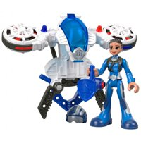 Rescue Heroes Sky Justice & Hover Pack