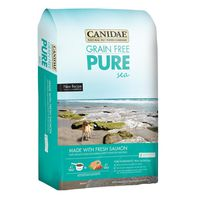 Canidae Pure Sea Grain Free Limited Ingredient Diet Made With Fresh Salmon Adult Natural Dog Food + Vitamins And Minerals