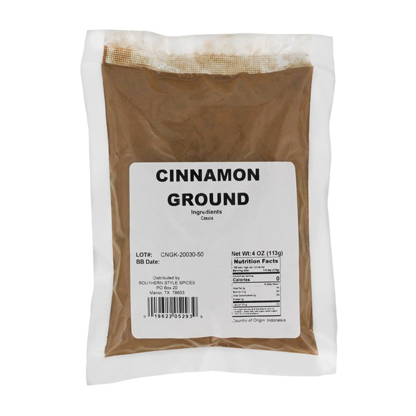 Southern Style Spices Ground Cinnamon
