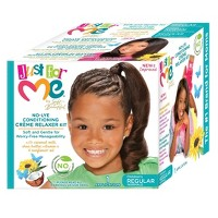 Just For Me No-Lye Conditioning Crème Relaxer (Regular)