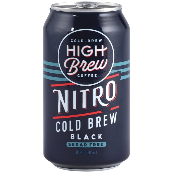 High Brew High Brew Coffee