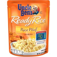 UNCLE BEN'S Ready Rice: Rice Pilaf, 8.8oz