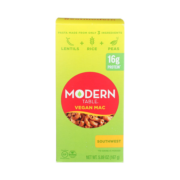 Modern table Mac and Cheese Southwest, 5.89 oz