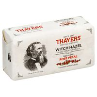 Thayers Thayers Rose Petal Scented Witch Hazel & Aloe Vera Formula Body Bar