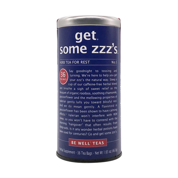 The republic of tea Be Well Rooibos Get Some Zzz, 1.65 oz