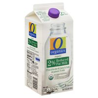 O Organics Organic Reduced Fat Milk
