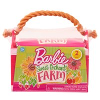 Barbie Blind Bag Farm Carrier and Barn _Walmart Exclusive