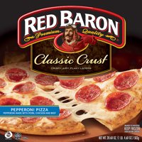 Red Baron® Classic Crust Pepperoni Pizza, 20.6 oz Box