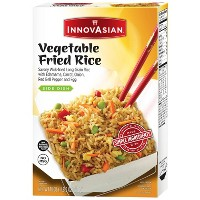 InnovAsian Frozen Vegetable Fried Rice - 18oz