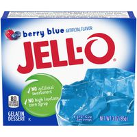 Jell-O Berry Blue Gelatin Mix