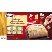 Tipiak Cheese Bread 2 Loaves