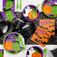 Friendly Halloween Party Supplies Collection