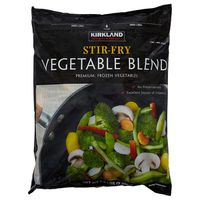 Kirkland Signature Stir-Fry Frozen Vegetable Blend, 5.5 lb