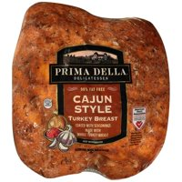Prima Della Delicatessen Cajun Style Turkey Breast