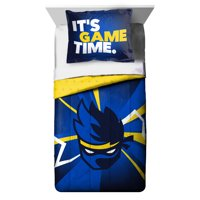 Ninja Game Time - The Influencer 2Pc Twin/Full Comforter & Sham Set