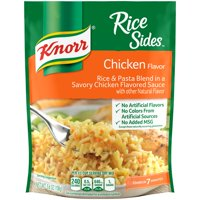 Knorr Rice Sides For A Tasty Rice Side Dish Chicken No Artificial Flavors 5.6 Oz
