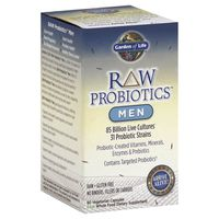 Garden of Life Probiotics, Whole Food, Men