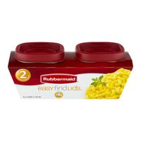 Rubbermaid Easy Find Lids Food Storage Containers - 2 PK