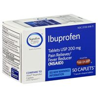 Signature Care Ibuprofen 200 Mg