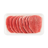 Beef Eye Round Steak Thin, 0.71 - 2.0 lb