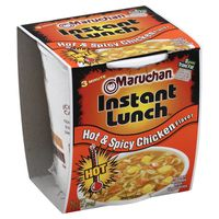 Maruchan Hot & Spicy Chicken Flavor Ramen Noodle Soup