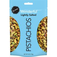 Wonderful Pistachios No Shells, Roasted and Lightly Salted