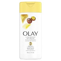 Olay Ultra Moisture Body Wash with Shea Butter - 3 fl oz