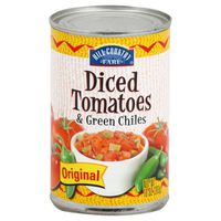 Hill Country Fare Original Diced Tomatoes & Green Chilies