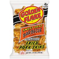 Golden Flake GoldenFlakeFriedPorkSkinsSweetHeatBarbecue