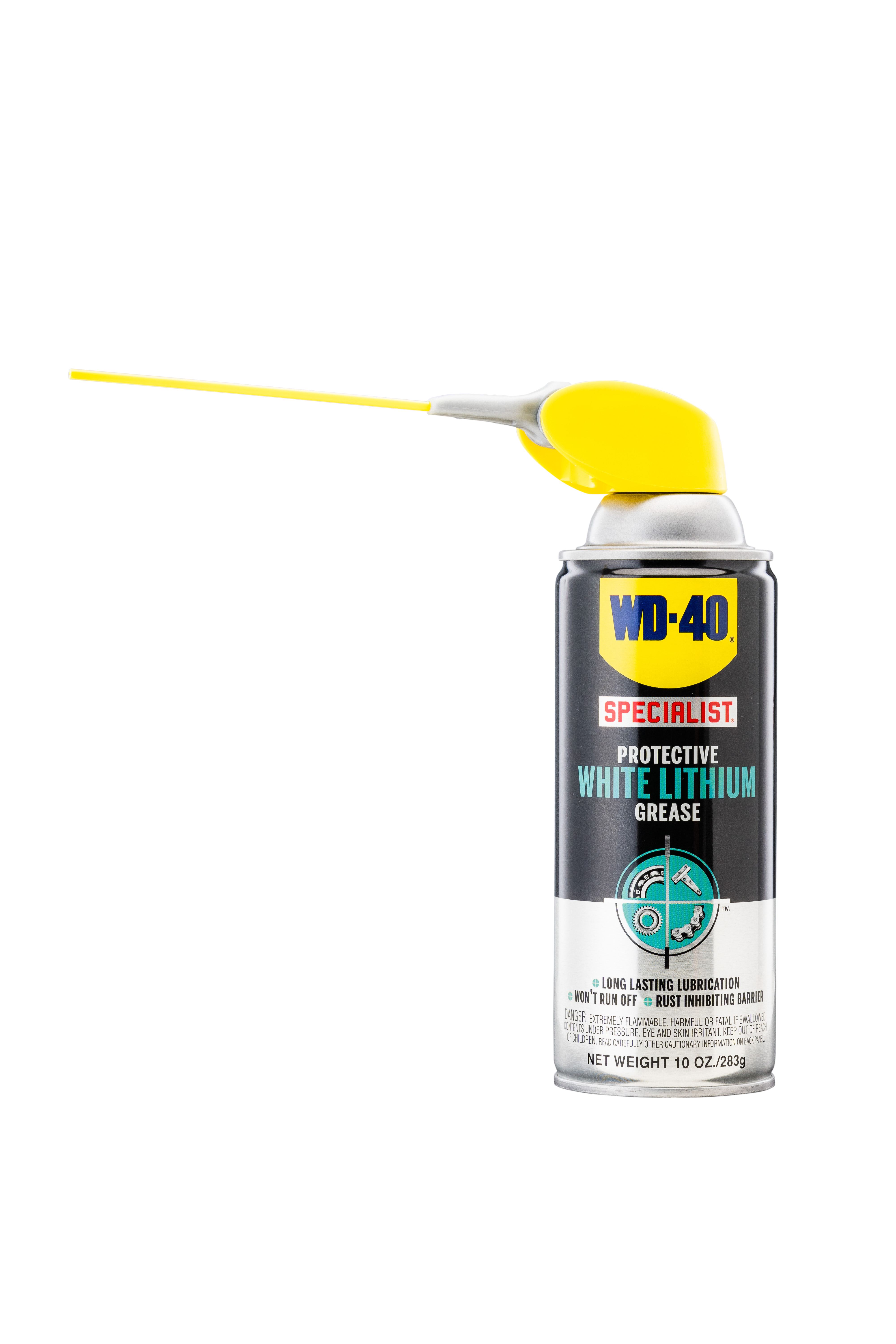 WD-40® Specialist®Protective White Lithium Grease Spray, 10 oz