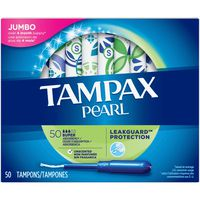 Tampax Tampons Super Absorbency, Unscented