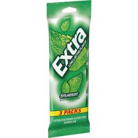 Extra Spearmint Sugarfree Gum multi total