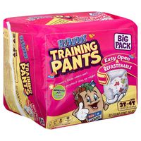 H-E-Buddy Big Pack Training Pants For Girls Size 2T- 4T