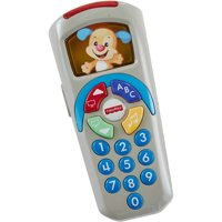 Fisher-Price Laugh & Learn Puppy's Remote with Light-up Screen