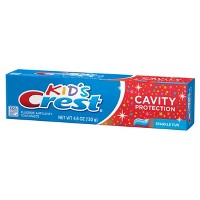 Crest Kid's Cavity Protection Sparkle Fun Flavor Toothpaste - 4.6oz
